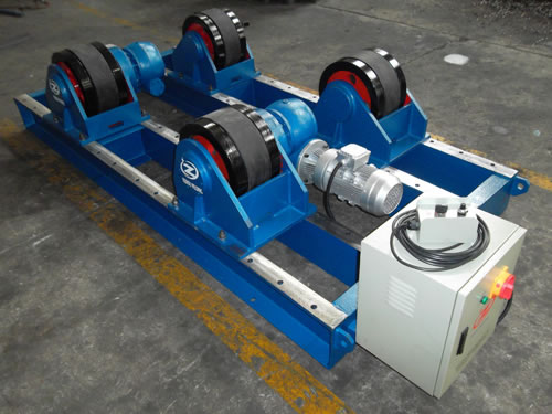 Adjustable Welding Rotator